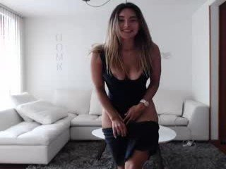hornyco57 beautiful webcam girl learns that love and submission are different things - hot anal, ohmibod and BDSM action!