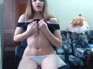 mila07 live sex session with slim european cam girl getting her pussy ruined online