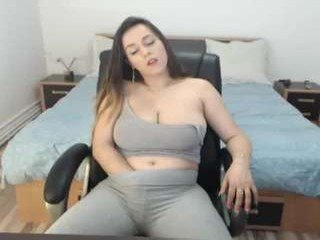 natashaboobs cam girl fucks in various positions and gets a facial online