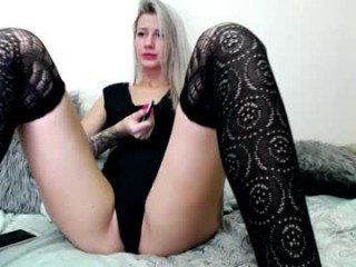 wtfuck303 blonde cam babe like game with dildo and ohmibod online