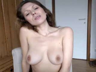 giveyouelevenminutes cam girl plays with dildo and toys alternately