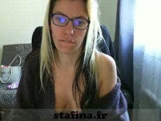 stafinaexhib cam girl strong fucked in the pink ass