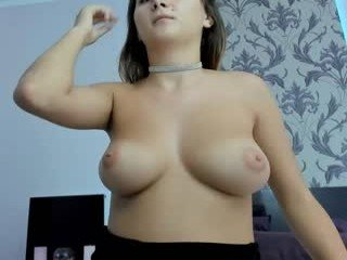 abbigail_ naked cam girl loves ohmibod vibration in her tight pussy online