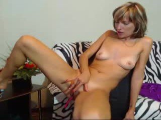 liluxx blonde cam girl enjoys rough anal live sex with ohmibod