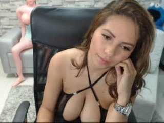 missnileyhot cam girl loves used ohmibod with your favorite lingerie on camera