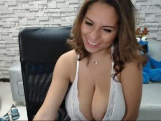 missnileyhot beauty cam girl gets an strong orgasm from ohmibod in her asshole