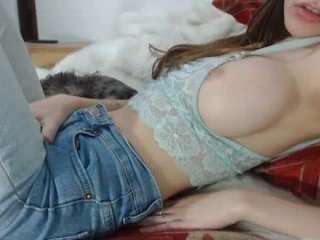 lunita_lanenahot cam girl loves used ohmibod with your favorite lingerie on camera